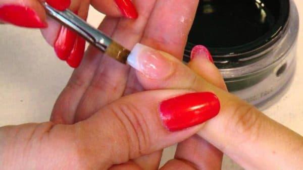 Гель для наращивания ногтей какой лучше