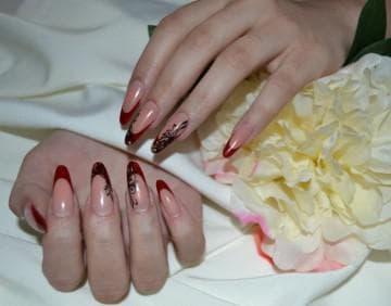 Лучший гель для наращивания ногтей