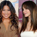 Особенности калифорнийского мелирования для темных волос