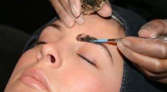 Как правильно красить брови краской эстель