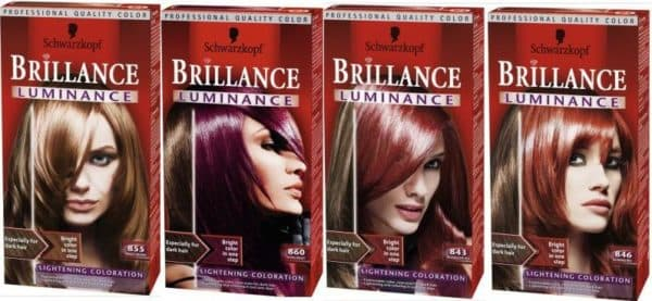 Brilliance Luminance