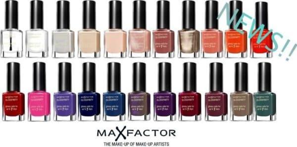 Макс фактор лак для ногтей glossfinity