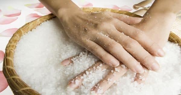 Морская соль для ванны польза и вред