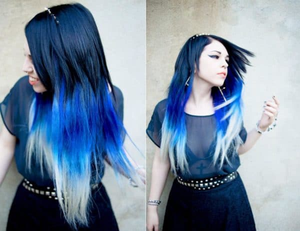 Сrazy color краска для волос