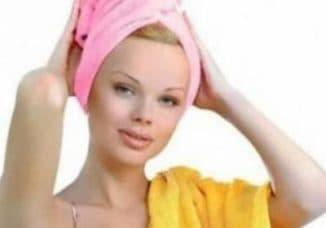 Как быстро высушить волосы без фена